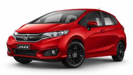 Honda Jazz +Sport & CR-V +Sport special editions announced