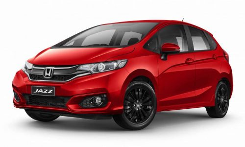 Honda Jazz +Sport & CR-V +Sport special editions announced