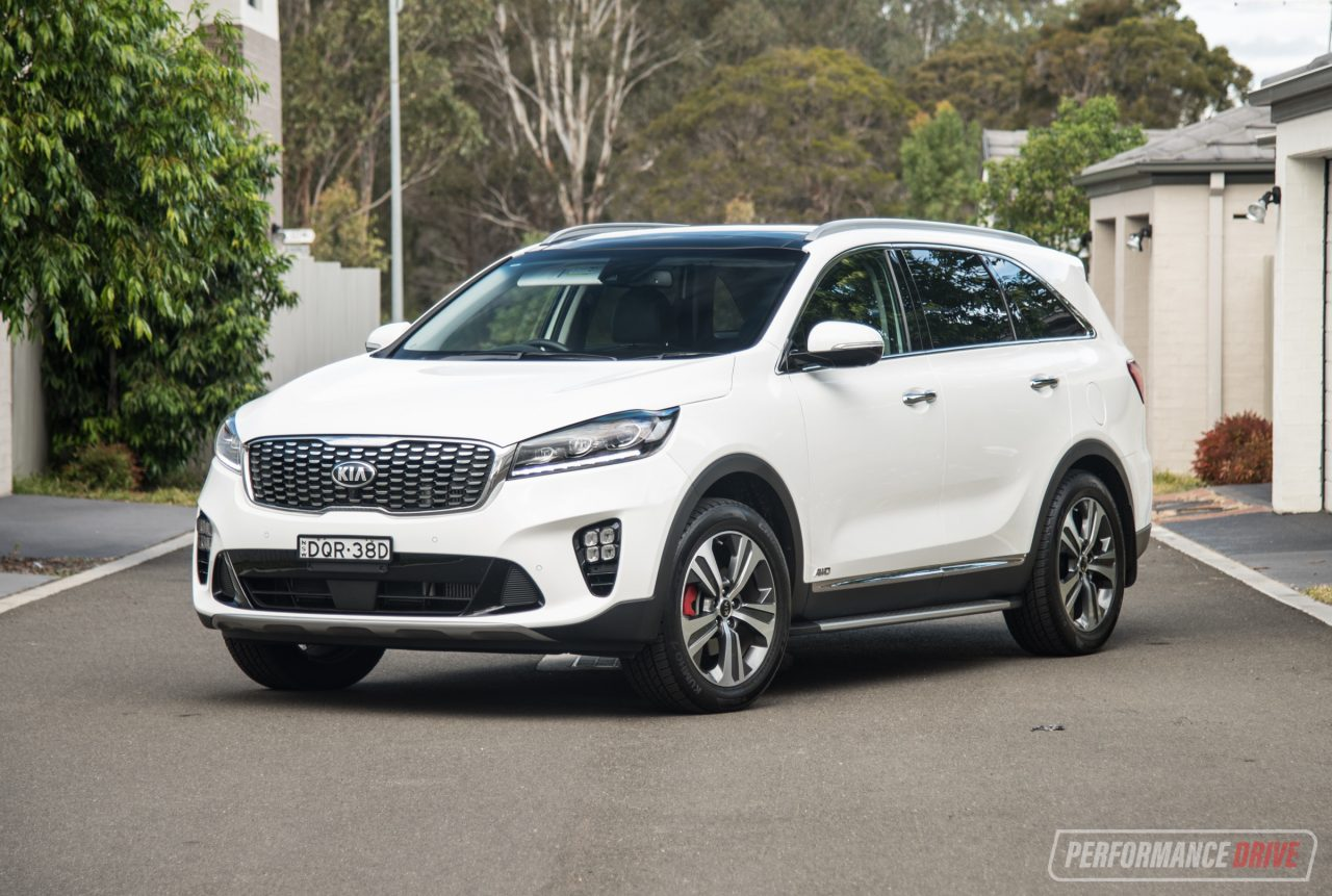 2018 Kia Sorento Gt Line Video Performancedrive