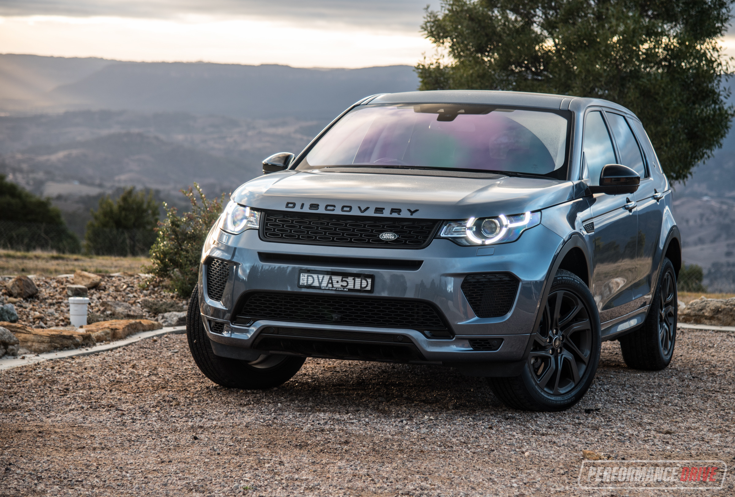 2018 Land Rover Discovery Sport Si4 Se Review Video