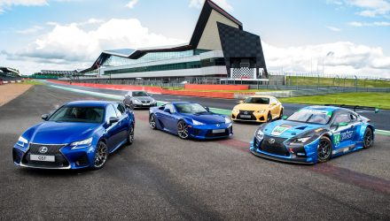 Lexus F celebrates 10th anniversary, limited edition RC F & GS F coming