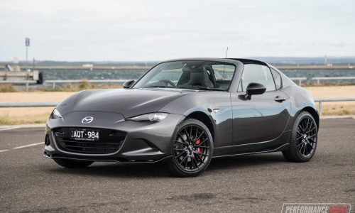 2018 Mazda MX-5 RF Limited Edition review