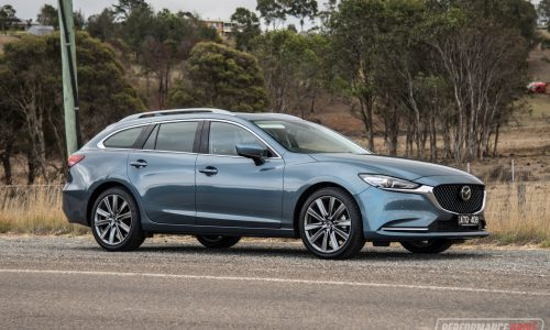 2018 Mazda6 GT turbo wagon review (video)