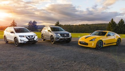 Nissan X-Trail N Sport, Pathfinder N-Sport, 370Z N-Sport announced