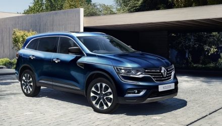 2018 Renault Koleos S-Edition now on sale in Australia