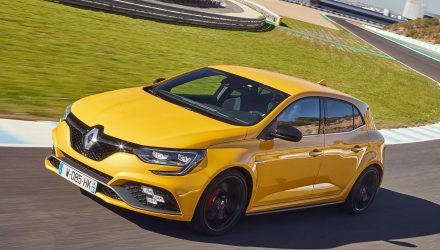 2018 Renault Megane RS on sale in Australia from $44,990, arrives September