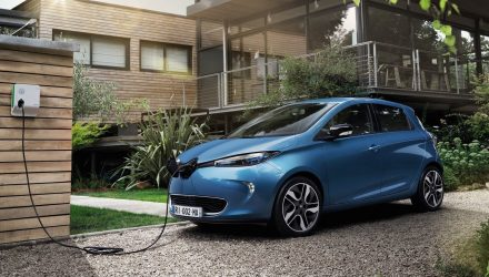 2018 Renault ZOE now on sale for private buyers in Australia