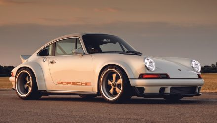 New Singer Porsche 911 DLS revealed, uses Williams tech