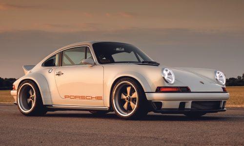 New Singer Porsche 911 DLS revealed, uses Williams tech