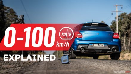 Video: PDriveTV 0-100km/h testing & equipment explained