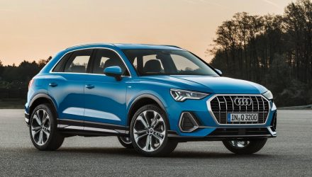2019 Audi Q3 officially revealed