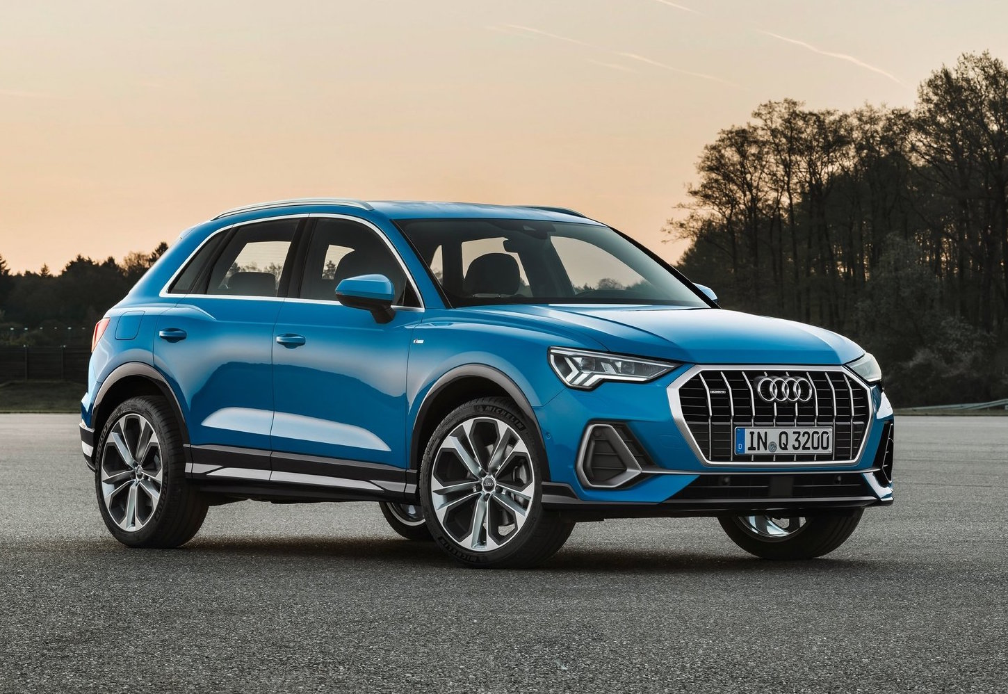 2019 Audi Q3 Officially Revealed Performancedrive