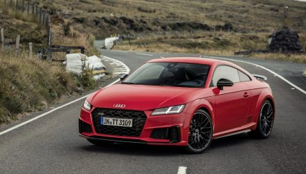 2019 Audi TT revealed, adds 'TT 20 Years' limited edition