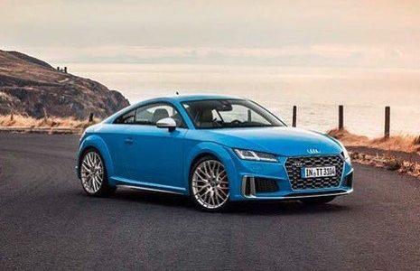 2019 Audi TT leaks online, reveals facelifted design