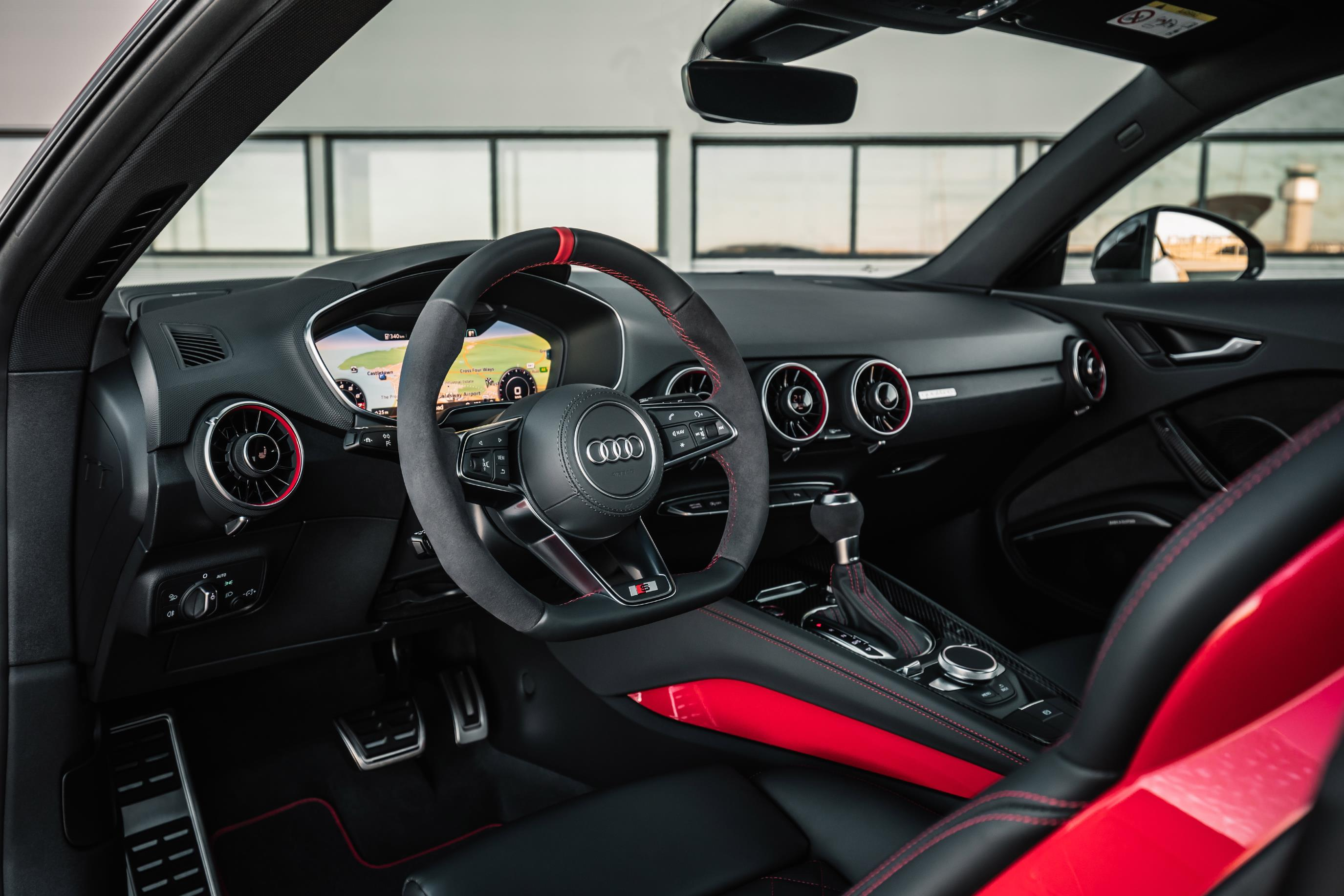 Audi Tt For Sale >> 2019 Audi TT revealed, adds 'TT 20 Years' limited edition ...