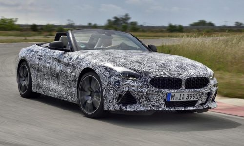 BMW confirms big debut for Pebble Beach, likely new Z4