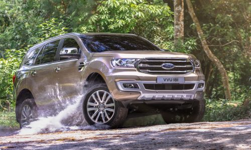2019 Ford Everest on sale in Australia in September from $49,190