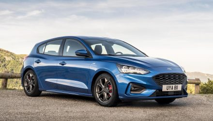 2019 Ford Focus Australian details announced, ST-Line confirmed