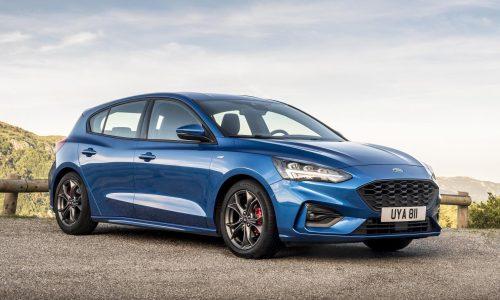 2019 Ford Focus Australian details announced, ST-Line confirmed