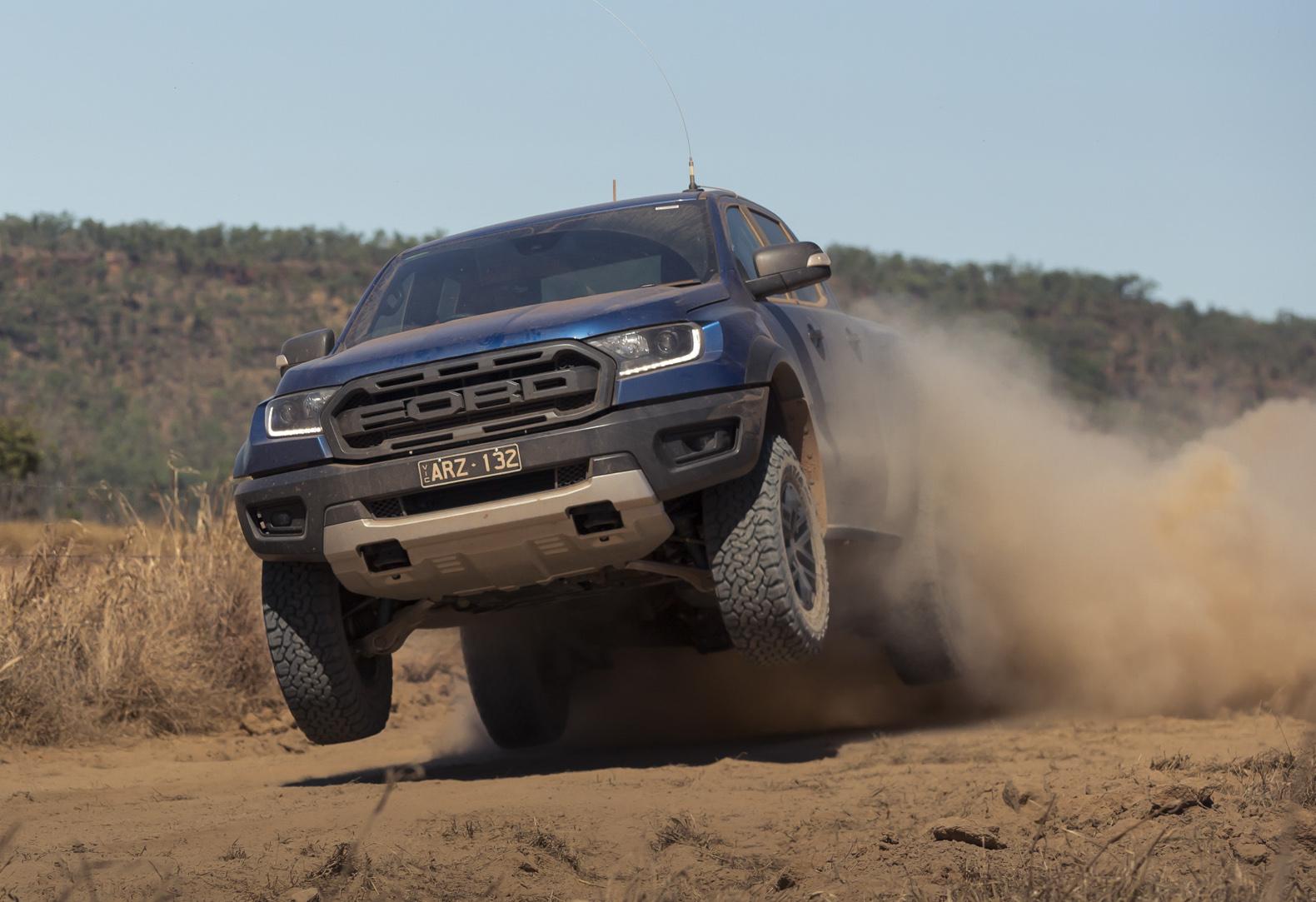 Ford Raptor 2019 >> 2019 Ford Ranger Raptor launches in Australia | PerformanceDrive