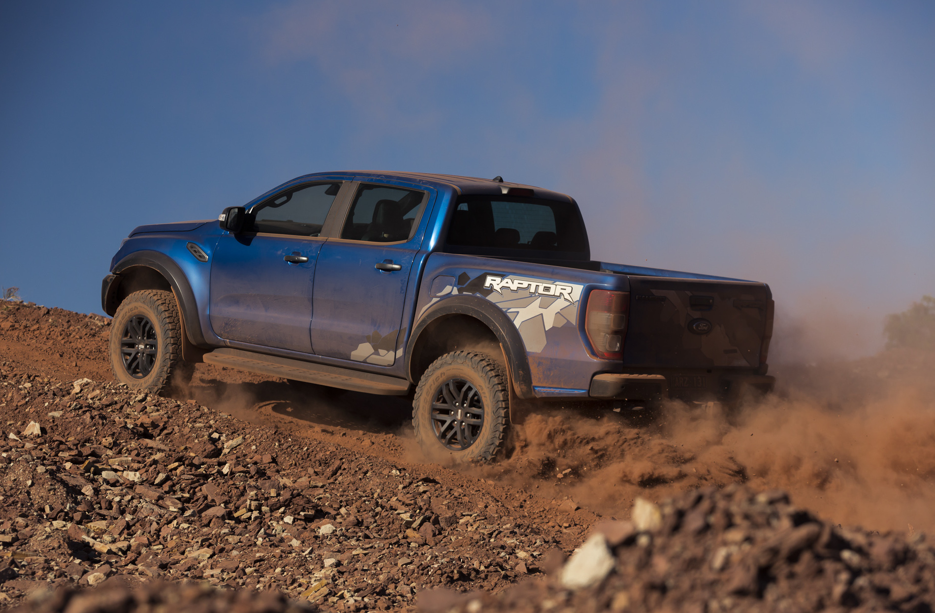 2019 ford ranger raptor launches in australia performancedrive. Black Bedroom Furniture Sets. Home Design Ideas