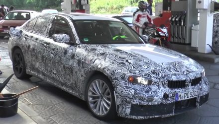 New BMW M3 to feature rear steering, retain S55 3.0TT inline six – report