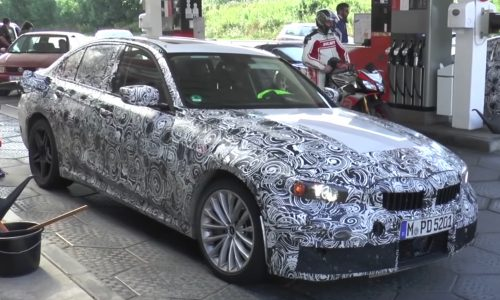 New BMW M3 to feature rear steering, retain S55 3.0TT inline six –report