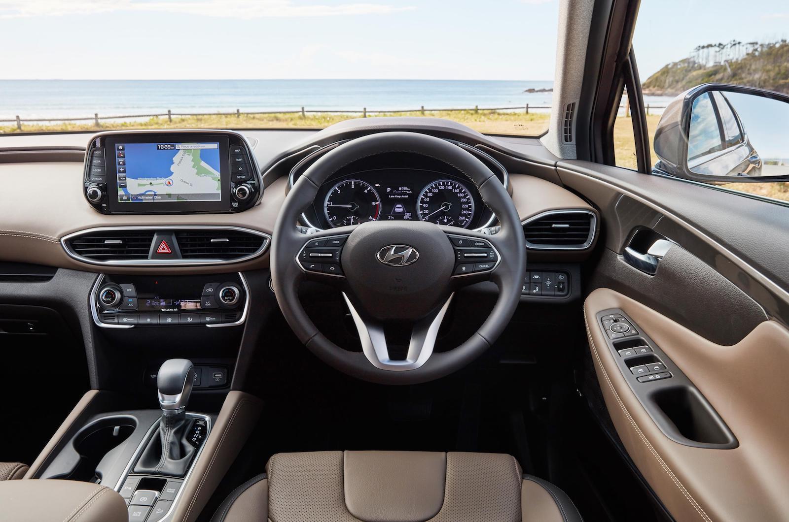 2019 Hyundai Santa Fe now on sale in Australia ...