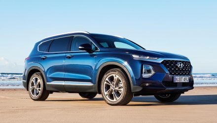 2019 Hyundai Santa Fe now on sale in Australia