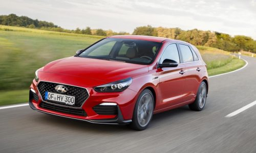 Hyundai i30 debuts first N Line package, more to follow