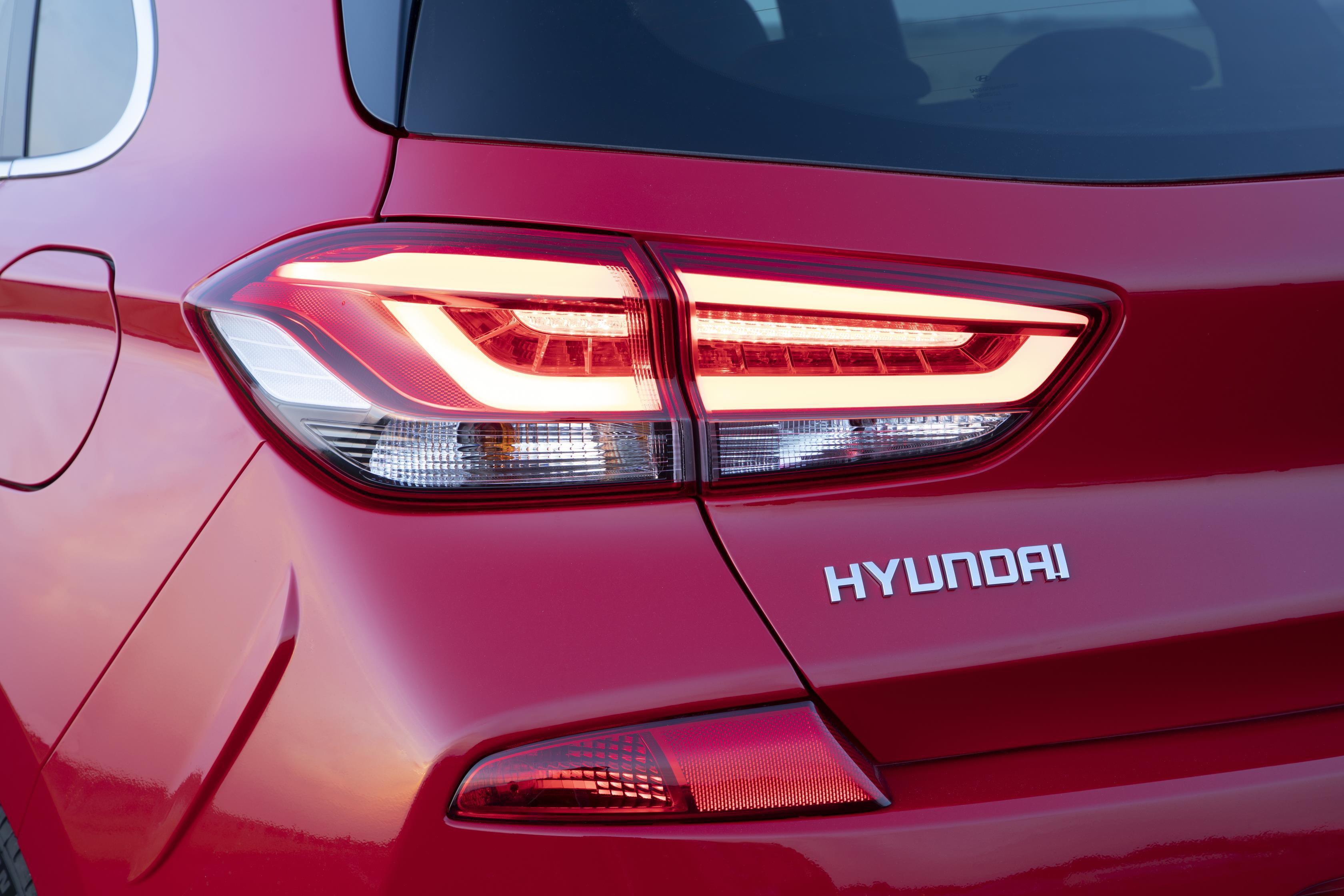 New Hyundai Sonata >> Hyundai i30 debuts first N Line package, more to follow ...
