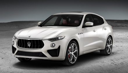 Maserati Levante GTS revealed, part of MY2019 update
