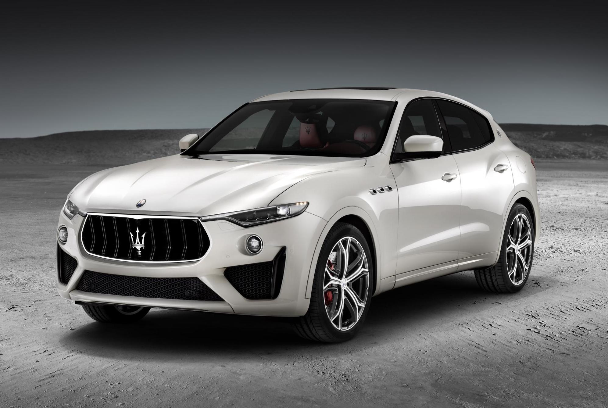 Maserati Levante GTS revealed, part of MY2019 update
