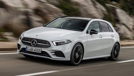 2019 Mercedes-Benz A-Class on sale in Australia in August