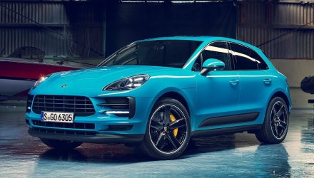 2019 Porsche Macan unveiled with updated tech