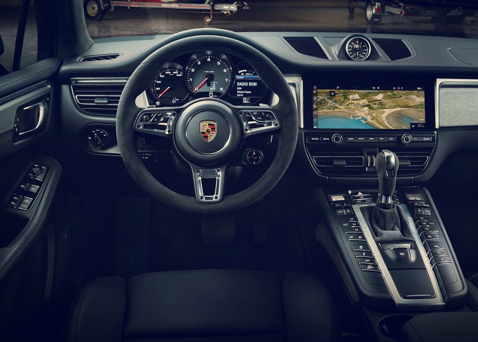 Used Car App >> 2019 Porsche Macan unveiled with updated tech ...