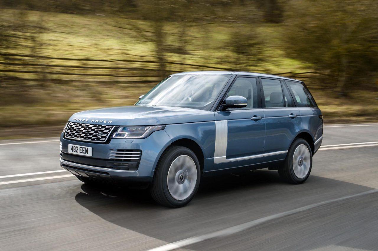 Range Rover X