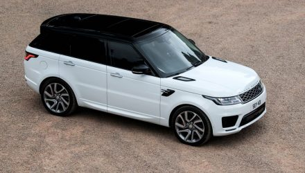 2019 Range Rover Sport update on sale in Australia, arrives Q4