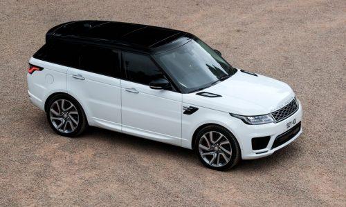 2019 Range Rover Sport update on sale in Australia, arrives Q4