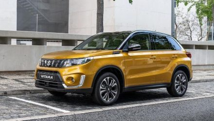 2019 Suzuki Vitara revealed, 1.0T engine replaces 1.6L