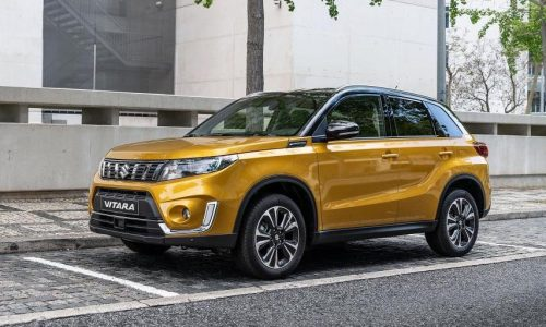 2019 Suzuki Vitara revealed, 1.0T engine replaces 1.6L