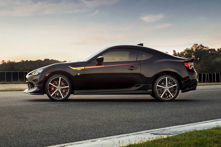 2019 Toyota 86 announced in the US, TRD variant added ...