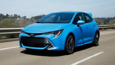 2019 Toyota Corolla gets adaptive cruise control, AEB as standard