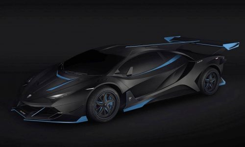 Alieno Arcanum pitched as 5000hp electric hypercar