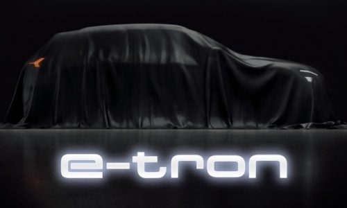 Audi e-tron fully electric SUV debut confirmed for September 17