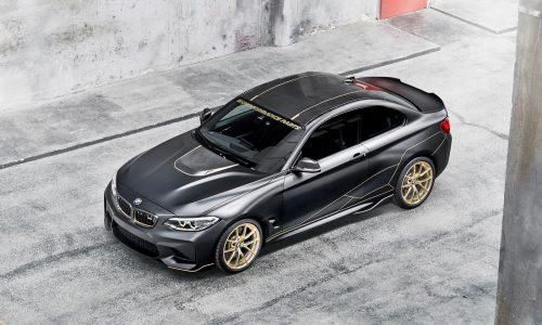 BMW M Performance Parts Concept goes nuts with carbon