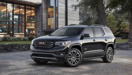 Holden Acadia gets closer to arrival, first GMC-based product