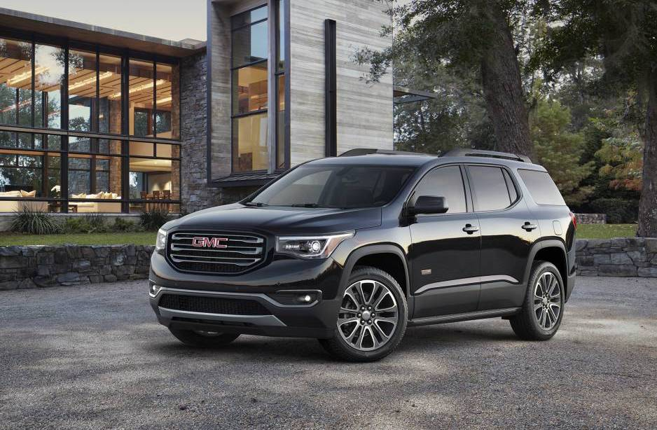 Holden Acadia Gets Closer To Arrival First Gmc Based Product