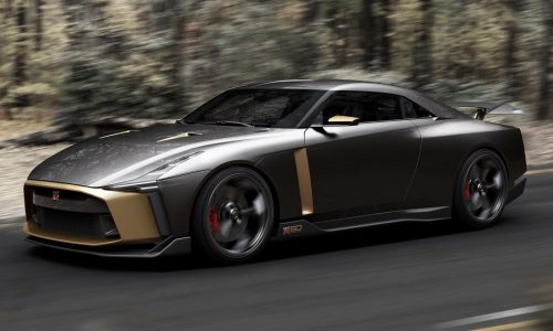 50 Italdesign Nissan GT-R50s could go into production
