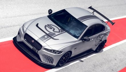 Jaguar XE SV Project 8 & F-PACE SVR taking on Goodwood hill climb